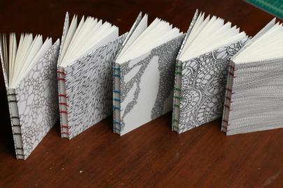 Loop paper hardcover coptics