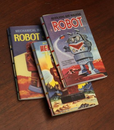 Robot books